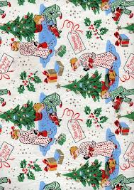 wrapping paper christmas best 25 vintage christmas wrapping paper ideas on