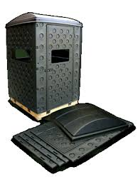 Box Blinds For Deer Hunting Snap Lock Hunting Blinds By Formex The Next Generation Of