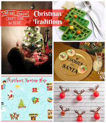 christmas traditions for the family mine for the making