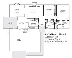 apartment garage floor plans garage apartment sample plan 1
