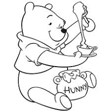 10 free printable bear coloring pages