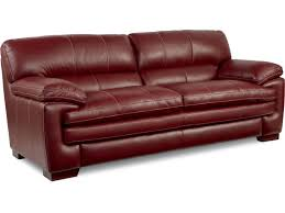 la z boy dexter casual stationary sofa with pillow top arms and
