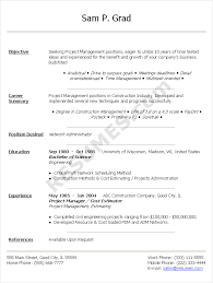 Sample Resume For Fresher Civil Engineer by Sample Resume Doc 93 Awesome Resume Templates Free Download Word