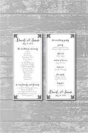 Create Wedding Programs Online 88 Best Wedding Ideas Images On Pinterest Wedding Program