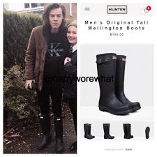 harry wore what on twitter