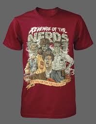 gary pullin u0027s u0027revenge of the zombie nerds u0027 shirt cromeyellow com