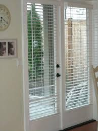 Curtains For Sliding Doors Ideas Wonderfull Sliding Door With Blinds Photos Glass Curtains Ideas