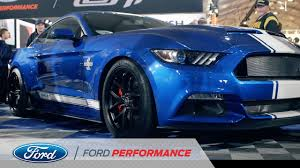 Ford Shelby Gt500 Engine An Insider U0027s Look At The 2017 Ford Shelby Super Snake Enthusiast
