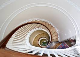 the spiral staircase you u0027ve always wanted is in beacon hill