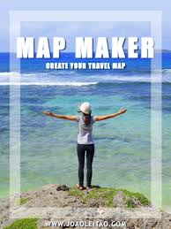 Countries Map Visited Countries Map Maker Create Your Travel Map