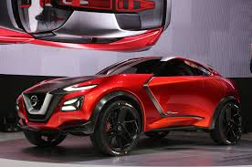 nissan juke 2017 red nissan gripz concept plays encore in tokyo hints at next juke