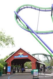 Buy Six Flags Season Pass Chiil Mama The Joker Rollercoaster At Six Flags Great America Is