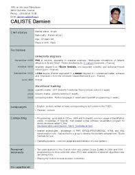 Resume Maker Free Download All Resume Format Free Download Resume For Your Job Application