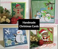 handmade christmas cards p s i love you crafts