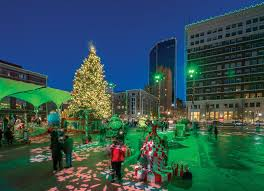 sundance square tree lighting 2017 holiday fun in fort worth