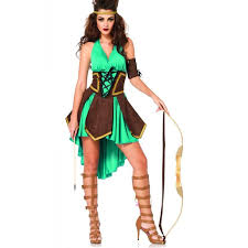 Celtic Home Decor Celtic Warrior Brave Female Warrior Costume Set Warrior Woman