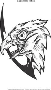best 25 eagle head tattoo ideas on pinterest eagle sketch