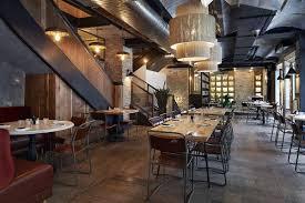 deco de restaurant finesse et élégance dans le restaurant italien margherita