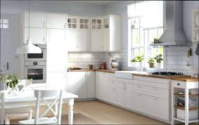 credence cuisine bois cuisine blanche et bois ikea affordable cuisine with credence
