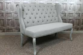 cushioned bench seats with backs photo photo upholstered bench
