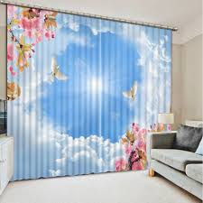 Floral Waterfall Window 1 Piece Online Get Cheap European Style Curtains Aliexpress Com Alibaba