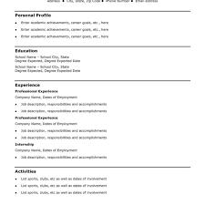 download basic resume outline haadyaooverbayresort with regard