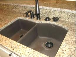 black granite composite sink lamona black granite composite 15 bowl sink we love kitchens black