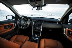 land rover 2017 inside photo gallery u002715 land rover discovery sport in iceland wardsauto