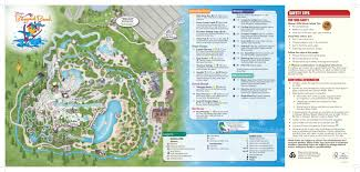 Universal Orlando Park Map by Water Parks Map 2 Dis Blog