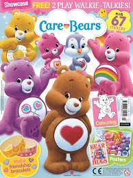 egmont publishing launches care bears edition showcase magazine