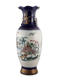 Large Chinese Vases Chinese Ceramic Vases U0026 Floor Vases Hand Made In China Asia Dragon