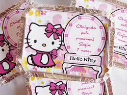 marmitinha personalizada kitty elo7
