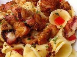 cuisiner le poulpe recettes poulpe pané par marie3103