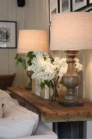 console table behind sofa the versatility of console tables driven by decor