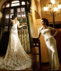 wedding dress kebaya contemporary wedding kebaya by cosry wedding inspirasi