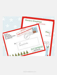 elf letter template letter from santa mr printables
