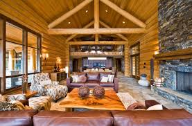 interior design for log homes 21 rustic log cabin interior design ideas style motivation
