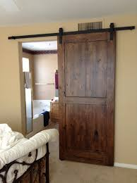 How To Make A Sliding Barn Door by How To Gain The Right Sliding Barn Door Hardware For Interior