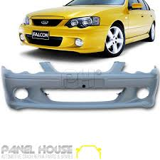 new ford ba falcon xr u002702 u002705 quality plastic front bumper bar xr6