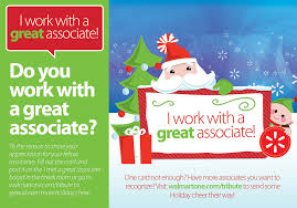 walmart holiday recognition program inward strategic consulting
