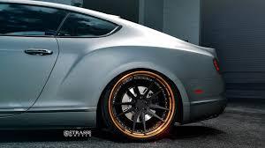 bentley custom wheels dub magazine bentley continental gt speed on strasse wheels