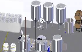 brewery layout and floor plans u2013 initial setup design enegren