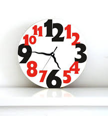 jumbo large modern design digital led wall clock 12 000 wall clocks