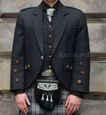 tweed kilt jacket ebay