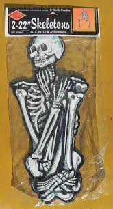 Skeleton Decoration Halloween 449 Best Vintage Halloween Images On Pinterest Happy Halloween