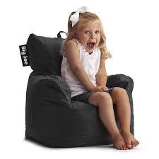 Dorm Room Bean Bag Chairs - amazon com big joe cuddle chair stretch limo black kitchen u0026 dining