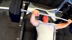 chest workout 375x3 bench press incline and floor press youtube
