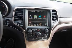 jeep grand cherokee interior 2016 jeep grand cherokee ecodiesel review autoguide com news