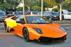 Lamborghini Murcielago Orange - lamborghini mucielago lp670 4 sv vs aventador lp750 4 sv