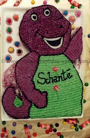 barney birthday cake coolest barney the dinosaur cakes and barney cake designs